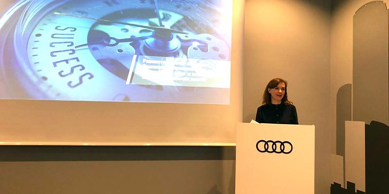 Moscow AHK Russland провело заседание рабочей группы по КСО на площадке Audi City Moscow